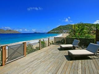 """GREAT SPECIAL OFFERS PLEASE ASK"" Micela - Beach Front Villa - 2 Bedrooms, Anse des Flamands"