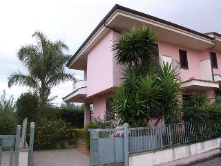 Villa con piscina in residence