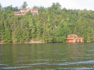 The Hermitage, Muskoka Lakes