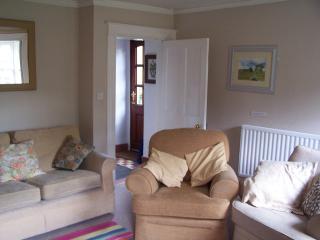 Sitting room Vicarage Cottage