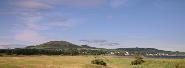 Looking onto Largo Law