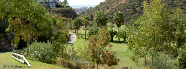 los arqueros golf course designed by ballesteros