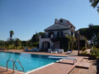 VILLA VINEYARD MATILDE - Pool&Garden - WI FI, Minturno