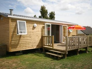 2 Bedroom Chalet Style mobile home