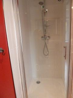 Salle de douche privative