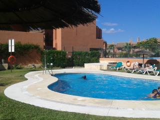 shared pool, piscina comunitaria