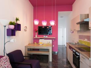 Kitchen, living room - all together :-)