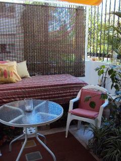 Back patio