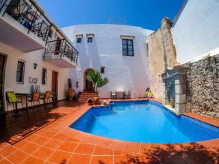 Studio FEDRA for ART lovers, 2p, Pool, Rethymno, Atsipopoulo