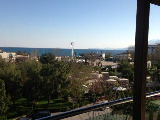 Antalya superbe appartement vue mer ,terrasse
