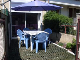 Duplex climatisé avec terrasse proche des plages, Narbonne