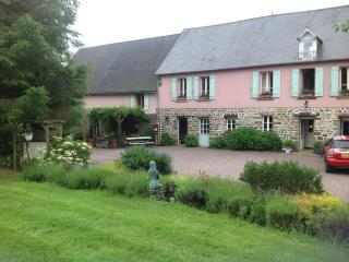 Our beautiful 400 year old farmhouse in France.