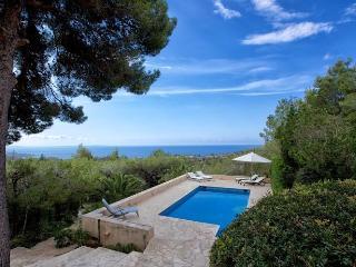 4 bedroom Villa in Es Cubells, Ibiza, Ibiza : ref 2240065