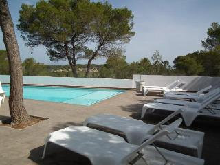 6 bedroom Villa in Cala Bassa, Balearic Islands, Spain : ref 5047420