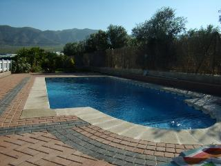 Cortijo Jeronimo private pool, Durcal