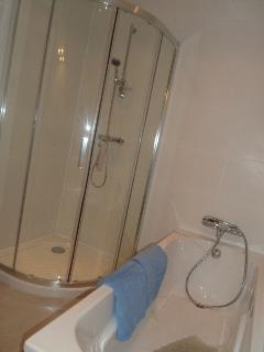 Recently renovated family bathroom