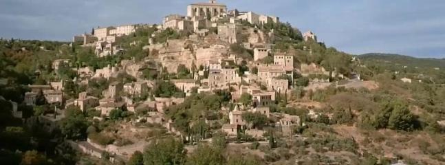 Village de Gordes ( à 10 km )