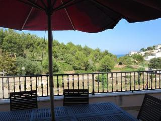 Apartment with sea views. Apart. con vistas al mar, Porto Cristo