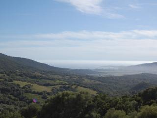 Casa Rossa gîte avec vue mer, Sollacaro