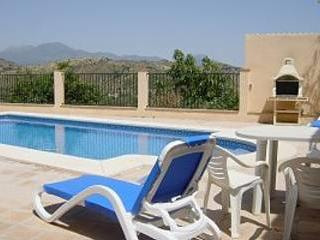 Private pool and barbecue area, sun loungers provided