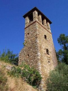 The old tower of the Castle
