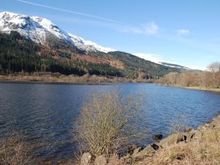 Loch Lubnaig near Callander.