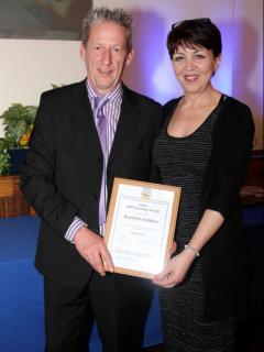 Tourism Award for Beachside Holidays Norfolk