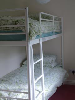 Bedroom 5 - Bunk Beds