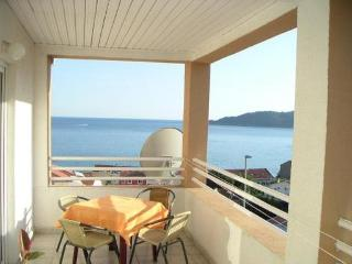 Panoramic sea view apartment, Rafailovici