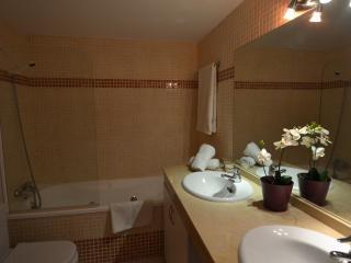 Master Bathroom with Jacuzzi Bath