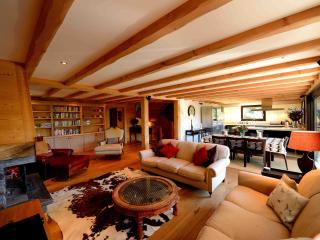 Luxury Chalet Central Villars Sleeps 12