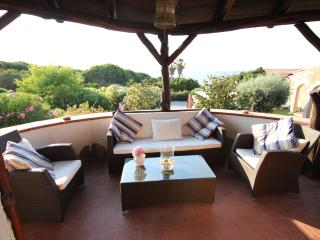 Baia Sardinia - Costa Smeralda, Villa with seaview