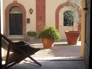 Villa Caprera. Tinaio, Siena