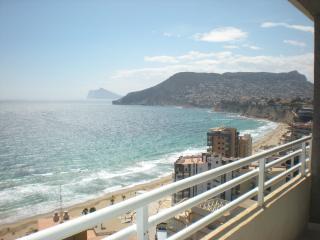 Apartamento con vistas al mar, Calpe