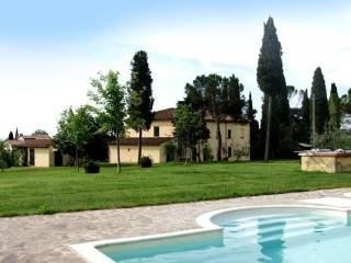 Family Villa in Tuscany