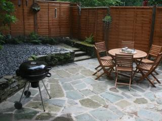 The new patio and garden furniture!