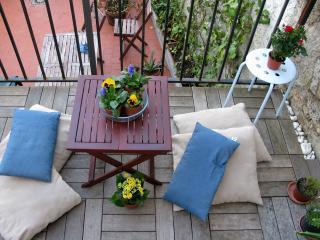 casa de diseño con terraza, Caceres