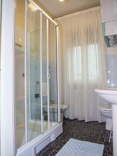 Il nostro bagno con doccia