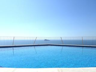 Spectacular view from the swimming pool