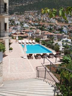 View of Main Swimming Pool