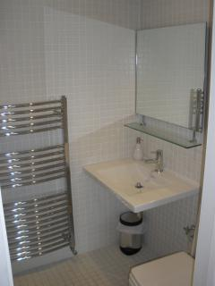 Ground Floor King size en-suite shower room