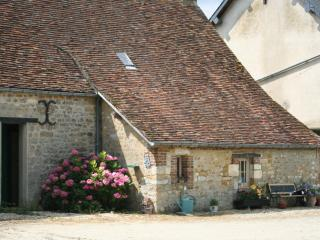 Ancient stone farmhouse