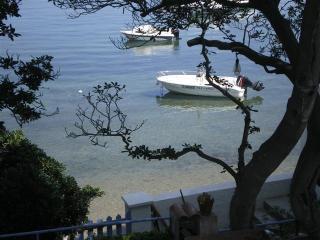 vue du rivage quartier les barques à proximité de la maison