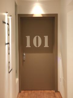 Numero stanza