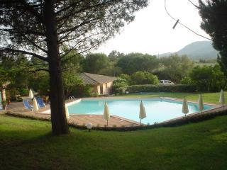 Minivilla a Pinarello Corsica. Chalet individuale, Sainte Lucie de Porto-Vecchio