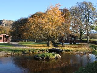 Lodges in Autumn