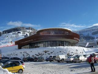 Ski Centre Hintermoos - Just 100 metres away....!