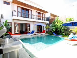 Papaya Villa, central Sanur