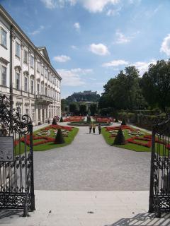 Mirrabel Gardens, Salzburg.