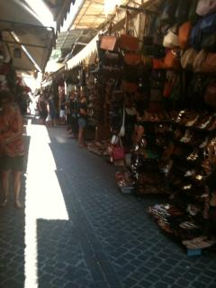 Leather Street, Chania